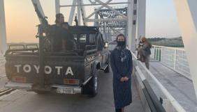 Американсько-австралійська журналістка розповіла, як таліби провели її до узбецького кордону із захопленого міста (ФОТО)