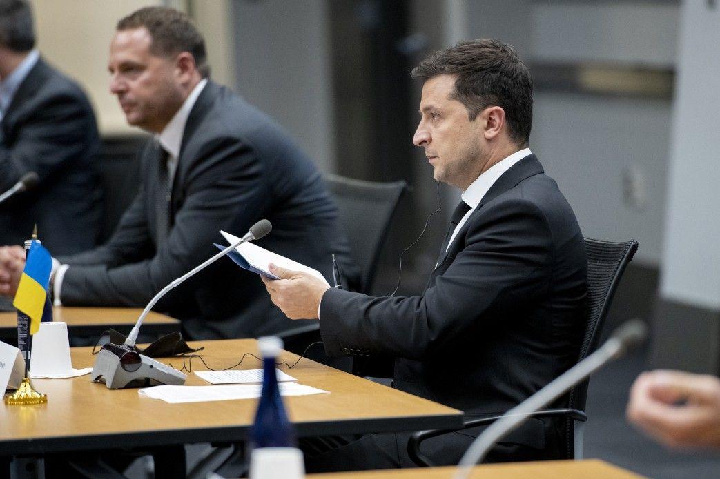 Перемовини Байдена та Зеленського: замість спільної пресконференції буде письмова заява президентів (ДОПОВНЕНО)