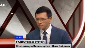 Канал «Наш» вирізав із запису програми расистські висловлювання Євгенія Мураєва