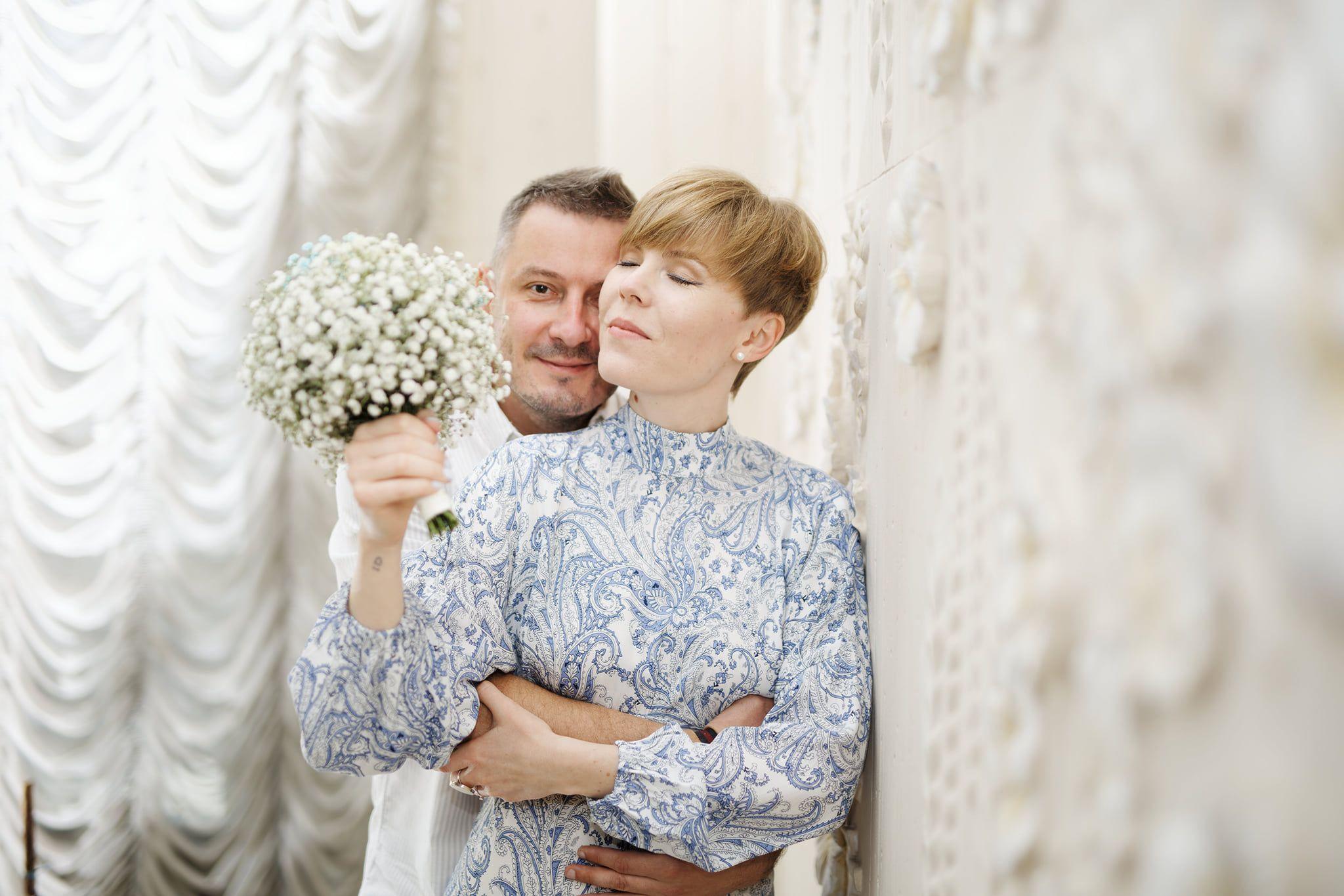Одружились спецрепортер УП та редакторка розділу «ТаблоID»