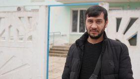 Журналіста «Кримської солідарності» Айдера Кадирова викликали на допит до російської поліції