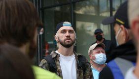 Поліція завершила розслідування нападу на кореспондента «Букв» Олександра Кужельного