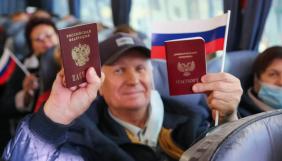 Мешканців окупованих територій звозять у Росію за паспортами, а потім – на дільниці: порушення та вкиди на російських виборах (ВІДЕО)