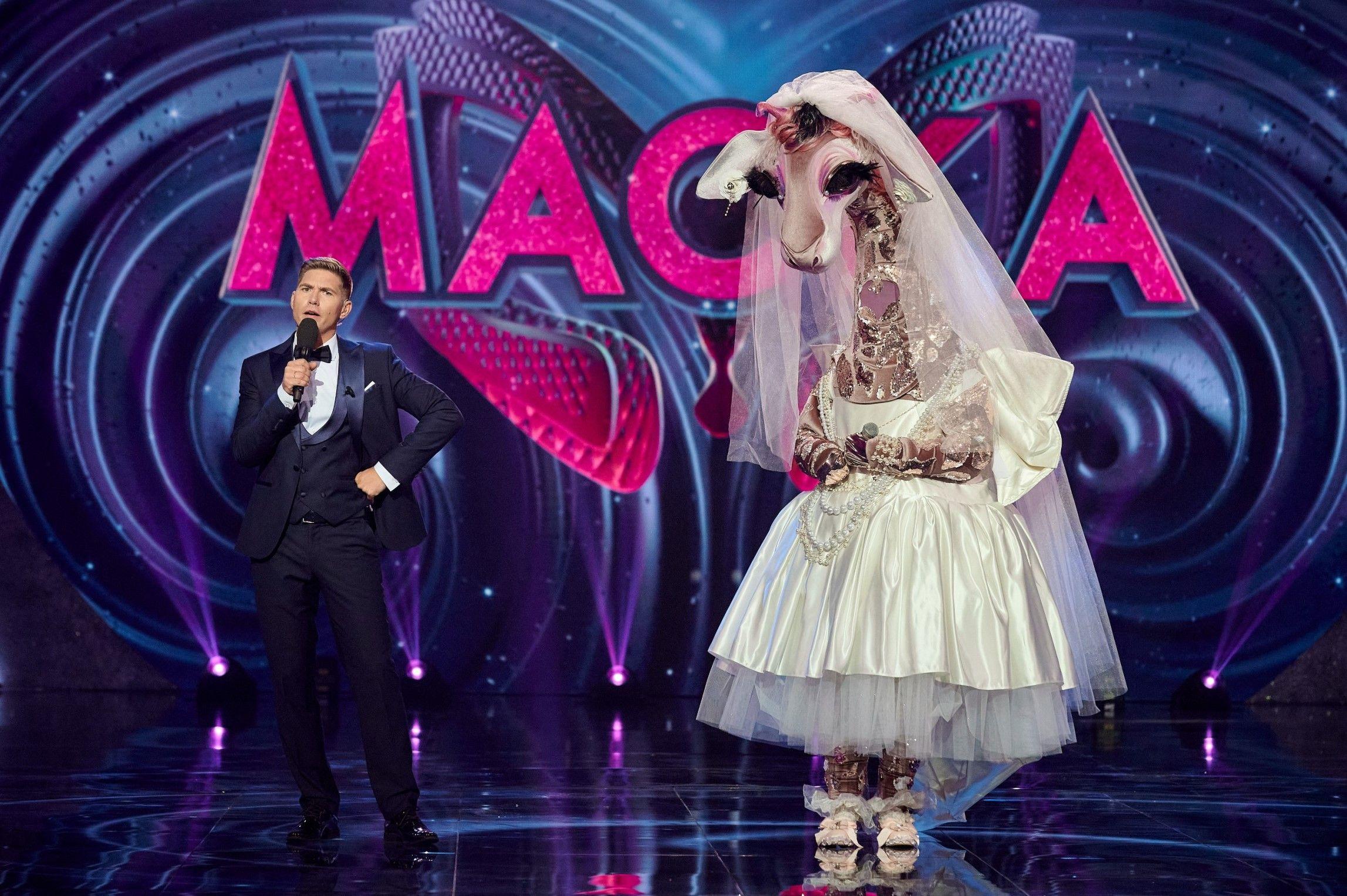 Прем'єра другого сезону шоу «Маска» на каналі «Україна» відбудеться у жовтні