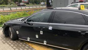 Прокуратура: Версії щодо замаху на Шефіра озвучити поки що неможливо, загрози життю водія немає
