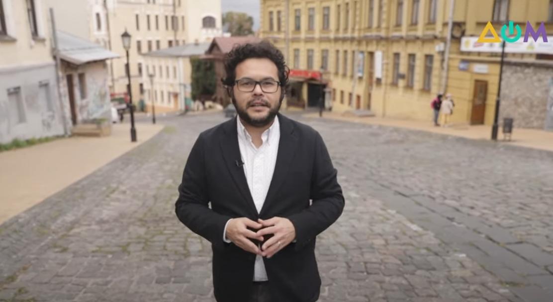 Сакен Аймурзаєв розпочав співпрацю з каналом «Дом»