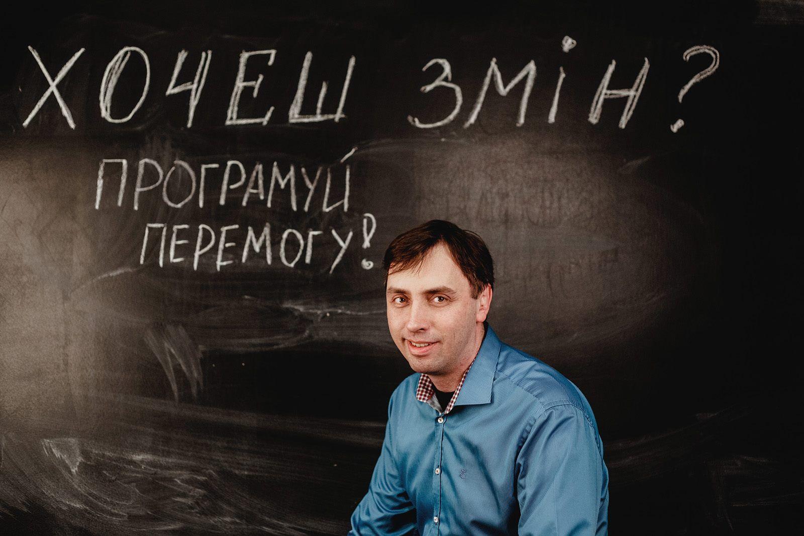 Помер український айтішник і засновник Infostore.org Олексій Мась