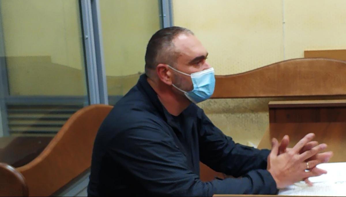 Напад на «Схеми»: Тельбізову, який заламував руку відеооператору, обрали запобіжний захід