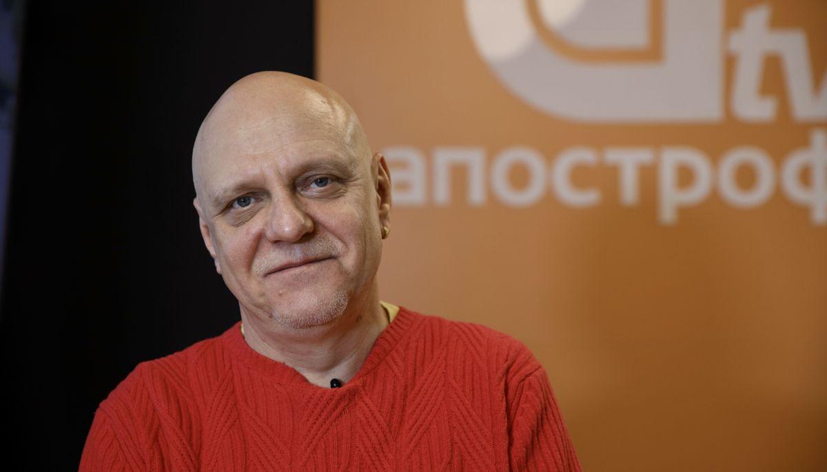 Микола Вересень вестиме новий проєкт на «Апостроф TV»