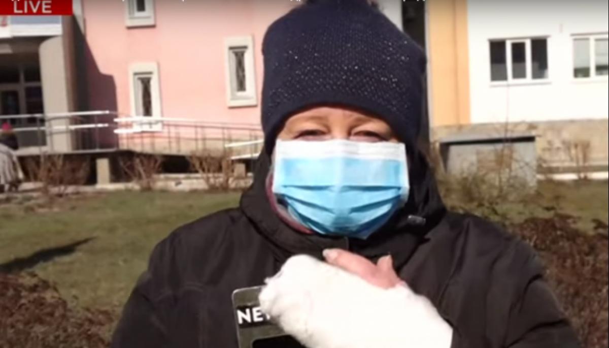 На Хмельниччині підприємця засудили до двох років умовно за напад на кореспондентку NewsOne