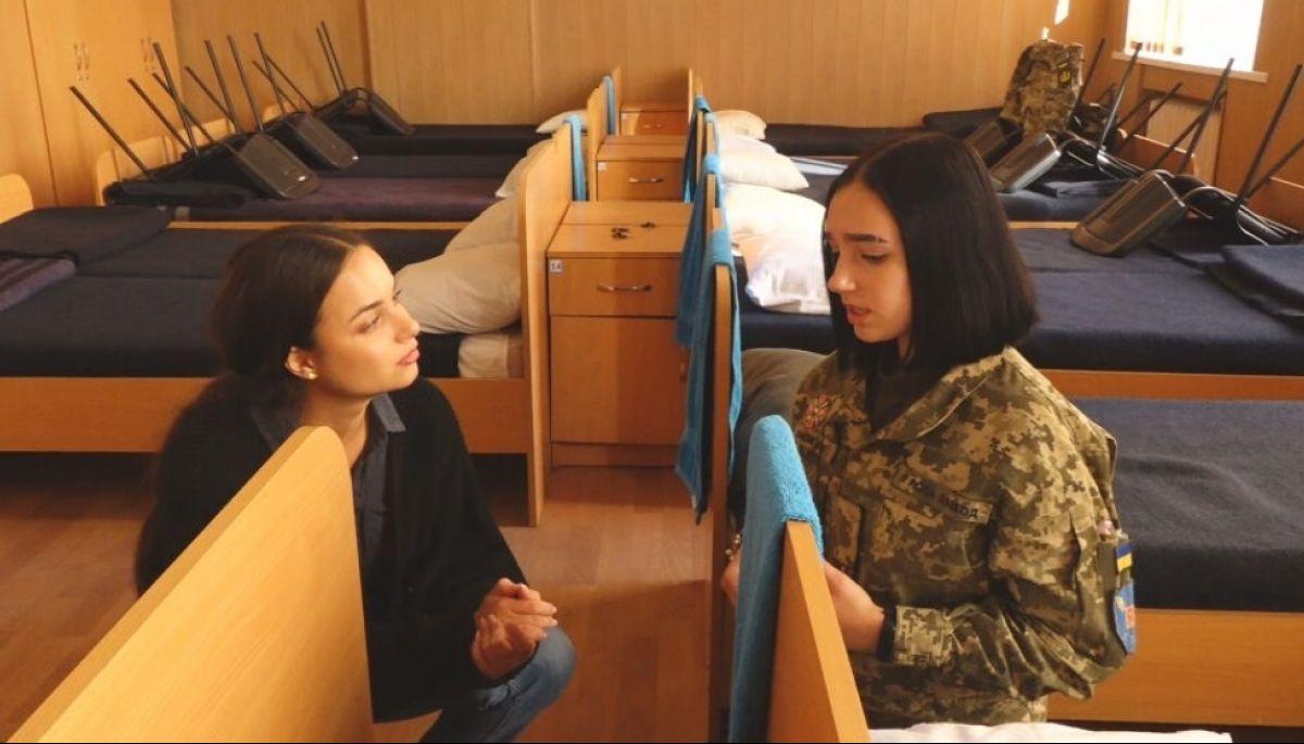 Телеканал Live покаже спецпроєкт про дівчат-підлітків у військовому ліцеї