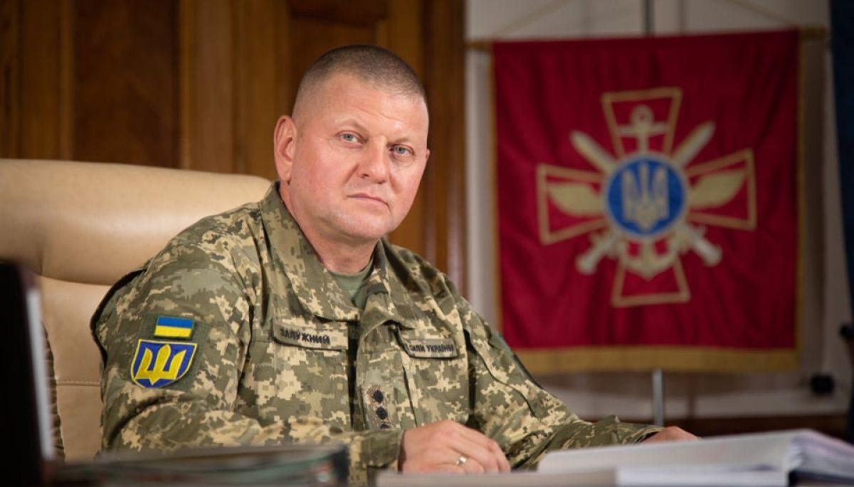 Пропагандистські ЗМІ звинуватили Україну в односторонньому виході з Мінських домовленостей через слова Залужного про «вогонь у відповідь»