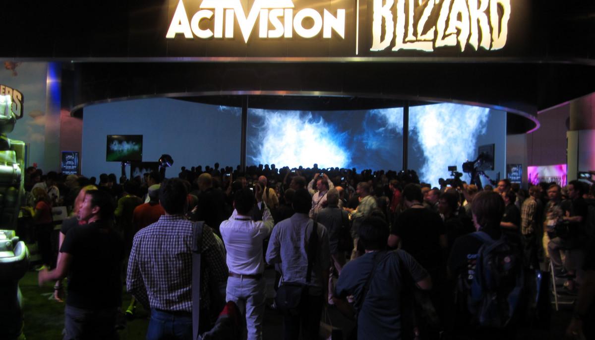 Activision Blizzard звільнила понад 20 співробітників через розслідування сексуальних домагань в компанії