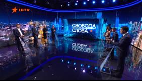 На колінах перед «Газпромом». Огляд політичних токшоу за 11–15 жовтня 2021 року